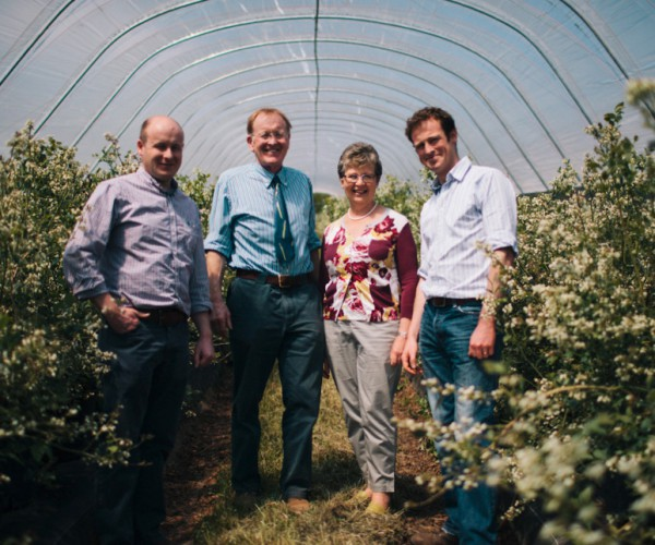 Wye Valley Produce Team